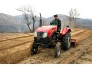 山東常林入駐陜西 陜西農機工業有望突破性發展