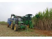 助推甘蔗全程機械化 約翰迪爾舉辦CH530演示推廣活動