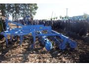 德国LEMKEN农机具助力黑龙江省 秋收秸秆还田现场演示会