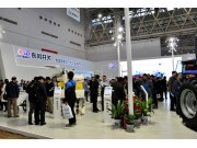 """東風井關盛裝""""出席""""中國國際農機展 宣布實施雙品牌戰略"""