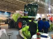 時刻全力以赴——科樂收(CLAAS)參展2016中國國際農業機械展覽會