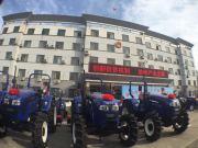 雷沃阿波斯农业装备担当脱贫致富帮手