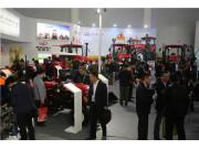悦动国三 全新升级 黄海金马拖拉机闪耀2016中国国际农业机械展