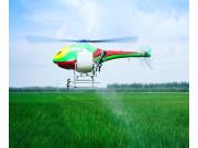 取代地面植保机械 无人机必须跨过哪两道坎?
