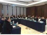 天鹰兄弟参加世界和平稻产业集成标准大会并发表演讲