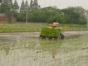 宁夏率先在全国实现全省域水稻生产全程机械化