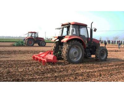 2016年全国农机深松整地作业任务超额完成