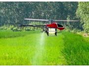 且行且探索的植保無人機行業