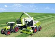 发挥示范带动作用 推动农机化水平提高