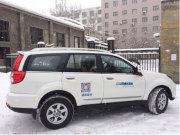 德国(LEMKEN)首批代理商服务专用车正式启用