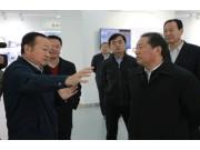 山东省经信委副主任李世瑛一行到五征调研