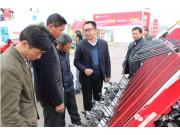 第二届南方农业(工程)机械展览会(春季展)在新余青园城隆重举行