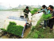 福建省60萬農戶受益農機補貼