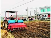 貴州探索山地農業機械化發展模式