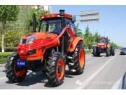 迈向新征程:中农发巨明大马力拖拉机下线仪式隆重举行