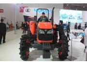 久保田將在中國投資新工廠 增產拖拉機及聯合收割機產品