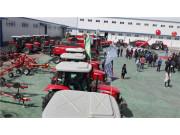 爱科中国携哈尔滨东科与华和农牧业交机仪式胜利举行