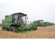 中联重科与唐河县联合创建农业生产全程机械化示范县