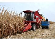 销售旺季玉米收获机市场缘何遇冷