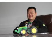 约翰迪尔中国40年用户故事之一 邢汉生:草埠湖书写农机人传奇