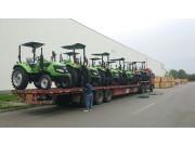 常林道依茨法尔拖拉机连获政府项目采购订单