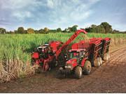 凱斯A4000甘蔗收獲機榮獲2015中國農業機械年度產品TOP50+應用貢獻金獎