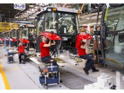 愛科集團博韋拖拉機生產基地榮獲法國2016年工廠年度獎