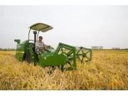 上半年水稻收获机逆势增长的5个原因