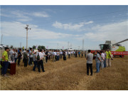 科乐收(CLAAS)全新TUCANO 560联合收割机助力新疆农机化发展