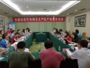 全国油菜籽和棉花主产区产销形势调研会商在湖北省举行