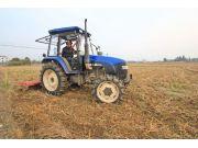 江西省2016年農機購置補貼資金近8億元