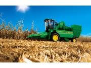 约翰迪尔Y210玉米收获机内蒙用户满意度高居榜首
