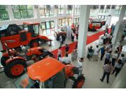 久保田全国首家农机4S店在安徽蚌埠开业