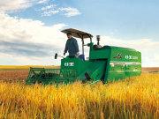 每亩节约220元 水稻机收省力省钱