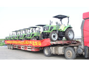 中聯重科農業機械援外項目順利發交