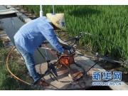 江苏拟投入4.44亿元支持全省粮食生产全程机械化