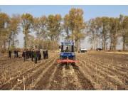吉林省2016年农机深松整地作业补助1.6亿元