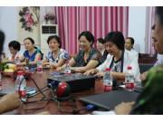 洛陽鑫樂喜迎洛陽女企業家協會領導考察團蒞臨考察調研