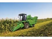 聽說這款玉米機最近很火,特別適合中小地塊玉米收獲