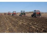 湖北省农机深松整地作业面积已超50万亩