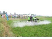 同步世界 值得信赖 雷沃植保机械召开区域产品演示会