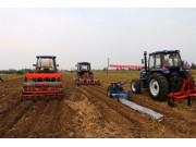 中国农业机械面临的挑战与机遇