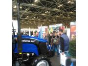 品质赢得市场-格鲁吉亚农业设备展雷沃展位人气火爆
