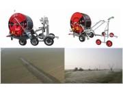農哈哈創新型噴灌機打破傳統,實現節能、高效灌溉