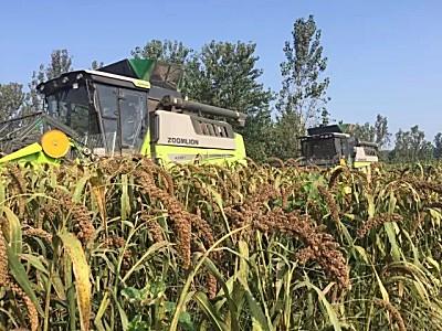 大数据 云平台 精准化 中联重科农机智能服务助力农业跨区秋收