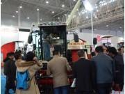 致力于現代農業全程機械化 沃得農機閃耀2017中國國際農機展