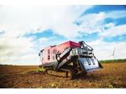 行业首创粉垄机助力绿色耕作革命