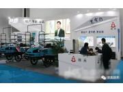 """国际首创:""""锦禾""""不等矩新型插秧机为中国农机化助威"""