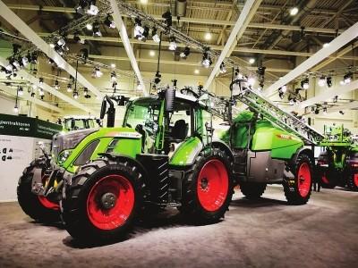 2017汉诺威国际农机展盛大开幕