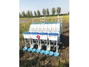 龙舟水稻插秧同步精量施肥机: 除了节肥增产,还有一个意外收获